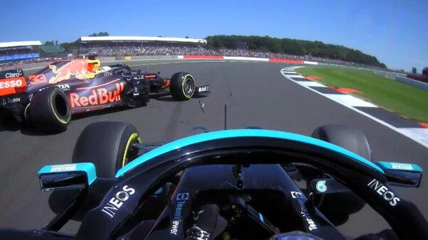Pedido de revisão rejeitado sobre colisão entre Hamilton e Verstappen no GP da Grã-Bretanha