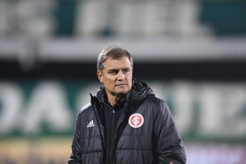 Diego Aguirre no Inter