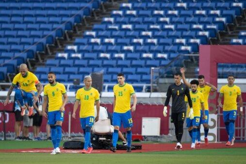 Arábia Saudita x Brasil Olimpíadas AO VIVO
