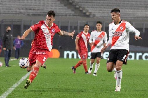 Argentinos Juniors x River Plate guia