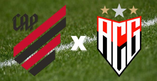 Athletico-PR x Atlético-GO