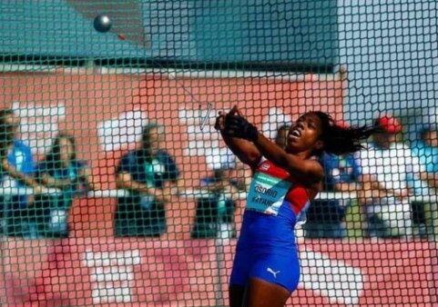 Morre atleta cubana