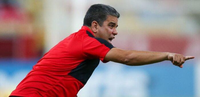 Marcelo Cabo é o novo técnico do Goiás