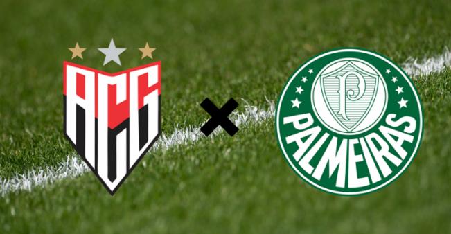 Atlético-GO x Palmeiras