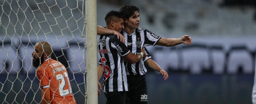 Copa do Brasil: Atlético vence o Bahia no Mineirão e sai na frente nas oitavas