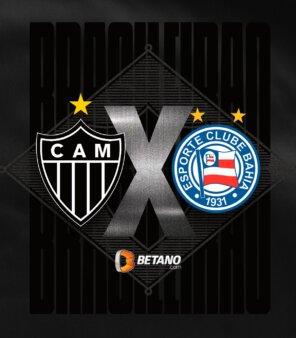 Atlético-MG x Bahia guia