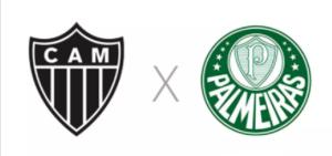 Atlético-MG x Palmeiras Sub-20