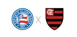 Bahia x Flamengo assistir