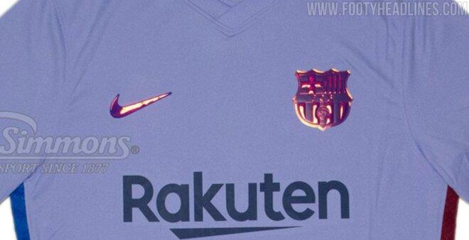Barcelona e o seu uniforme 2