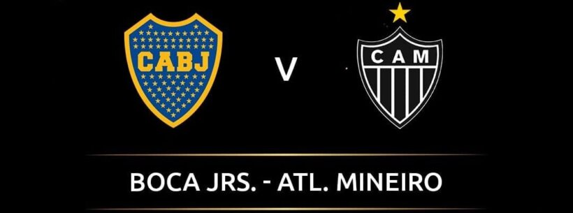 Boca Juniors x Atlético-MG: saiba onde assistir ao jogo AO VIVO pela Libertadores