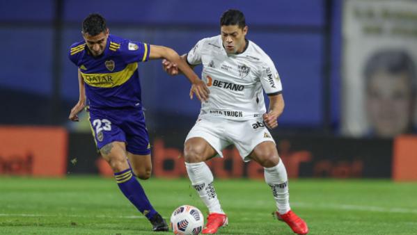 Boca Juniors x Atlético-MG melhores momentos