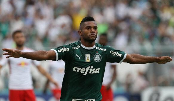 Borja pode deixar o Palmeiras.