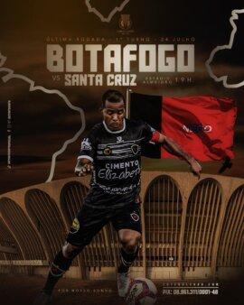 Botafogo-PB x Santa Cruz guia