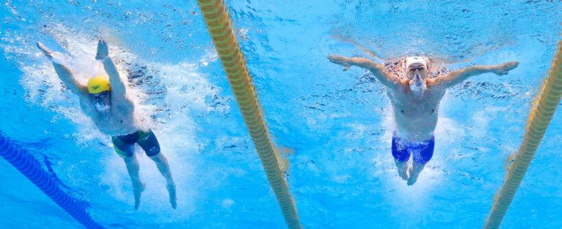 Olimpíada: Brasil queima transição e está fora da final dos 4x100 medley
