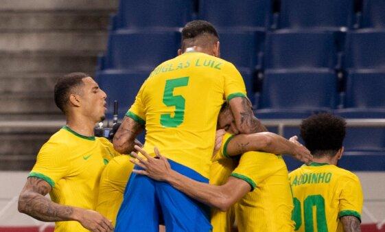 brasil futebol olimpíadas