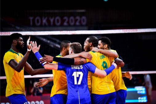 Brasil vence a Tunísia na estreia dos Jogos Olímpicos de Tóquio