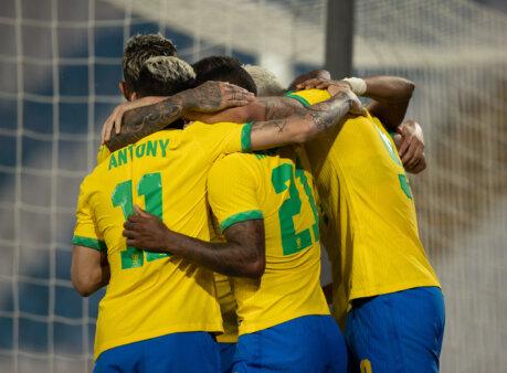 Brasil x Emirados Árabes seleção olímpica AO VIVO