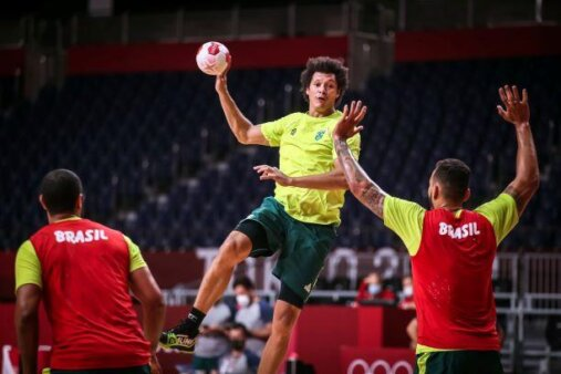 Brasil x França handebol guia