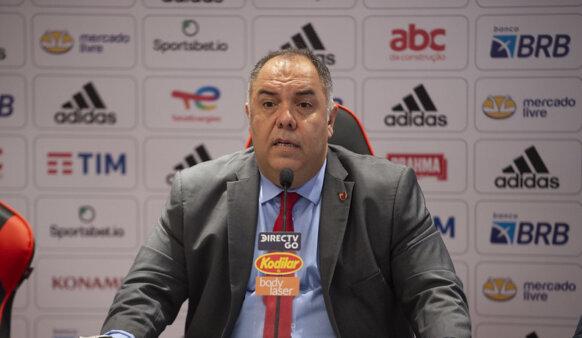 Flamengo deve negociar volante.