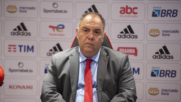 Flamengo teve dia agitado.