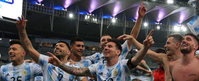 Confira os campeões de Copa América e Eurocopa que trocaram de clube