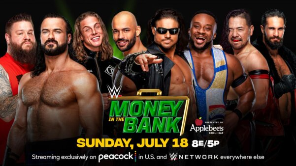 Card Money In The Bank WWE