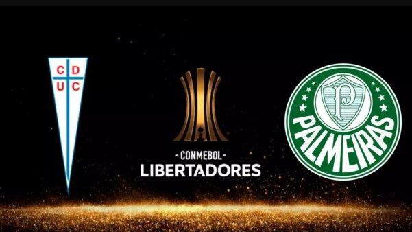 Universidad Católica x Palmeiras