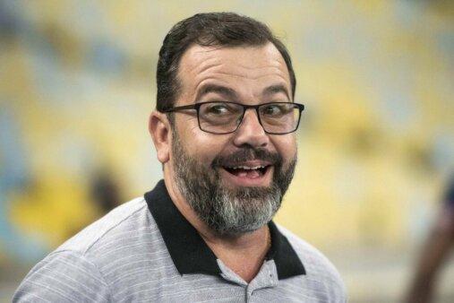 Enderson Moreira é o novo técnico do Botafogo