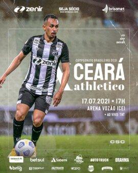 Ceará x Athletico guia