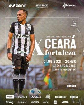 Ceará x Fortaleza guia