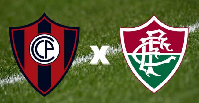 Cerro Porteño x Fluminense
