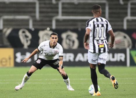 Assistir Corinthians x Atlético-MG AO VIVO