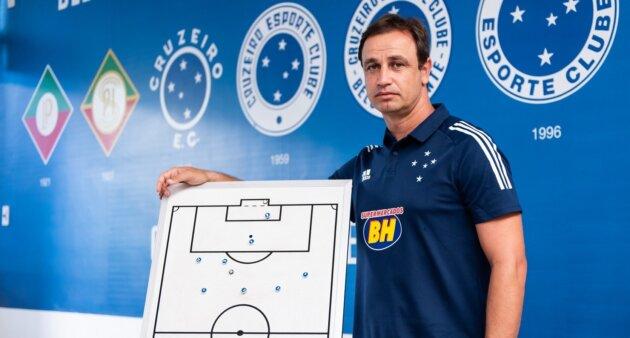 Felipe Conceição é o novo técnico do Remo