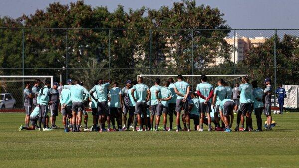 Desfalques Fluminense Cerro Porteño Libertadores