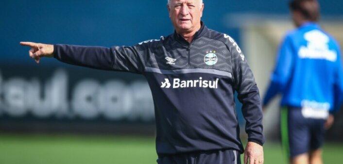 Desfalques Grêmio LDU Sul-Americana