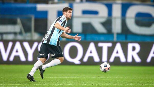 Desfalques Grêmio Vitória Copa do Brasil