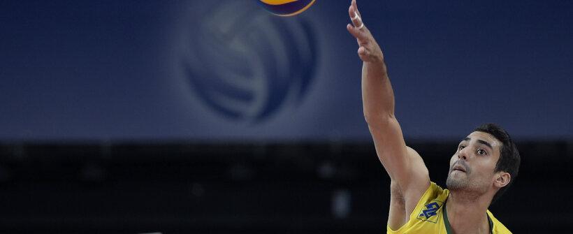Olimpíada de Tóquio: conheça Douglas Santos, do vôlei do Brasil, que está bombando nas redes