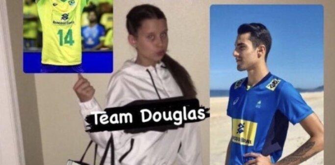 Douglas Souza, Vôlei, Olimpíadas