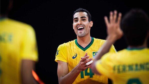 Douglas Souza, Olimpíadas