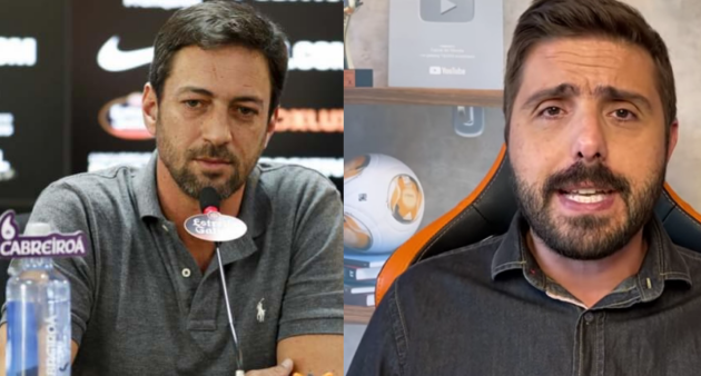 Presidente do Corinthians se desculpou com Nicola.