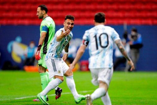 Argentina - Colômbia