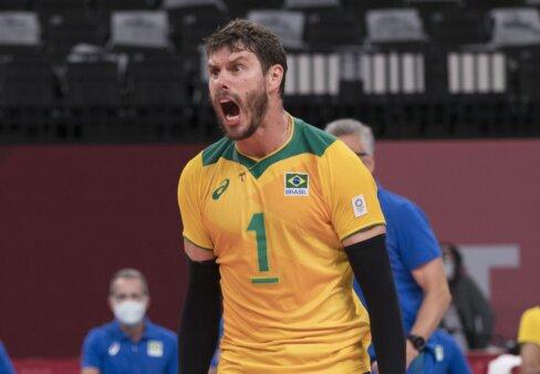 Olimpíadas: Brasil vence EUA