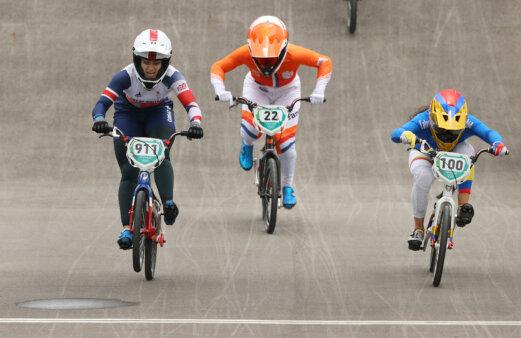 Olimpíadas : Finais BMX