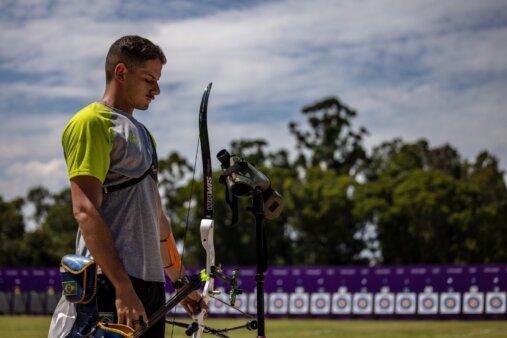 Olimpíadas: Marcus D'Almeida eliminado