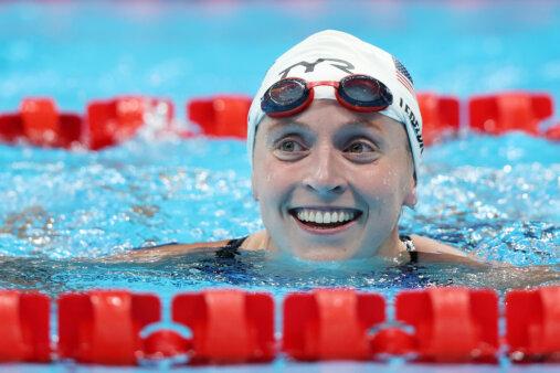 Olimpíadas: Katie Ledecky