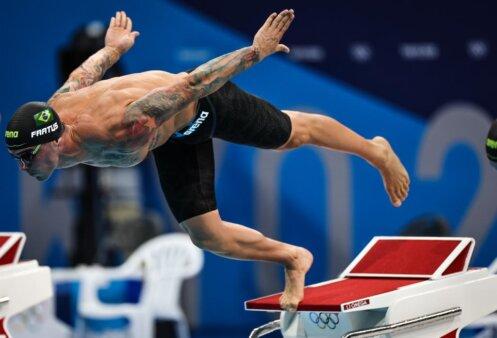Olimpíadas: Bruno Fratus