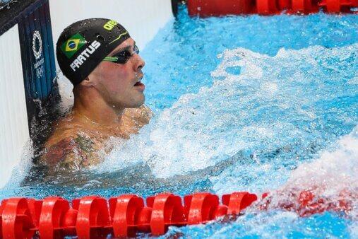 Olimpíadas: Bruno Fratus é bronze