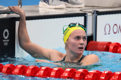 Olimpíadas: Titmus vence e Ledecky decepciona