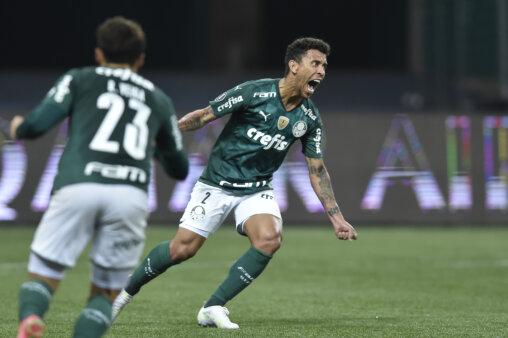 Palmeiras - Católica