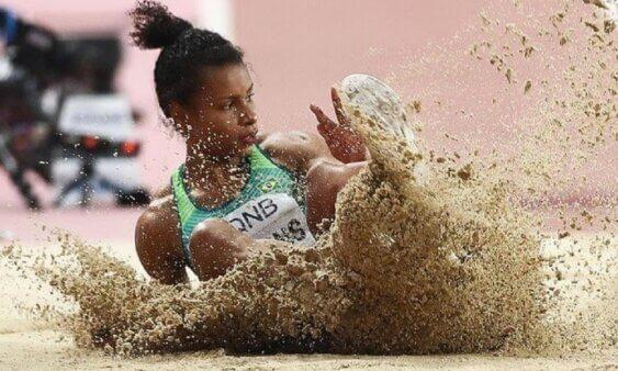 Olimpiadas: Eliane fora da final